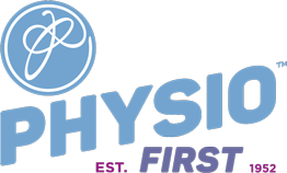 PhysioFirst logo.
